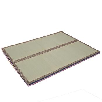 星辰 簡約藺草兩用雙人床墊(5*6尺)