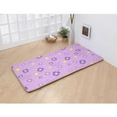 《星辰》大和仿麂冬夏兩用單人床墊(3*6尺)