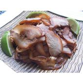 《鬍鬚林》煙燻豬頭皮(100g+-5g/盒)
