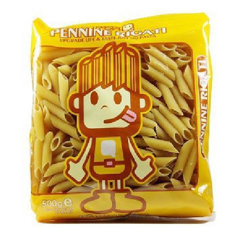 QQ 筆尖麵(500g/包)