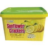 向日葵餅乾桶-檸檬風味(800公克/桶)