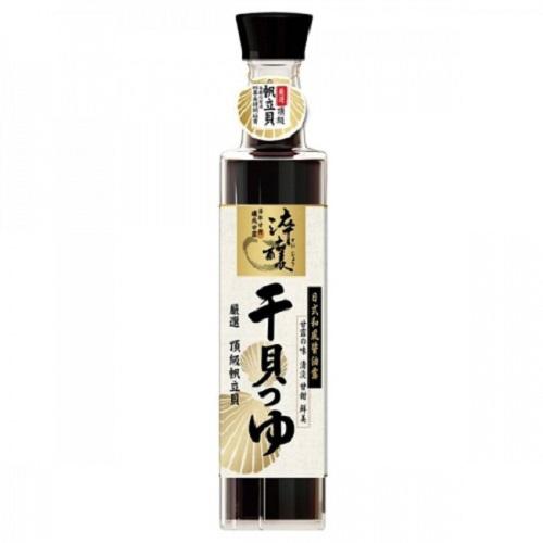 味全 日式醬油露-干貝風味(300ml/瓶)