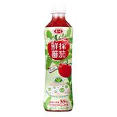 《愛之味》鮮採蕃茄-Oligo保健(530毫升x4瓶/組)