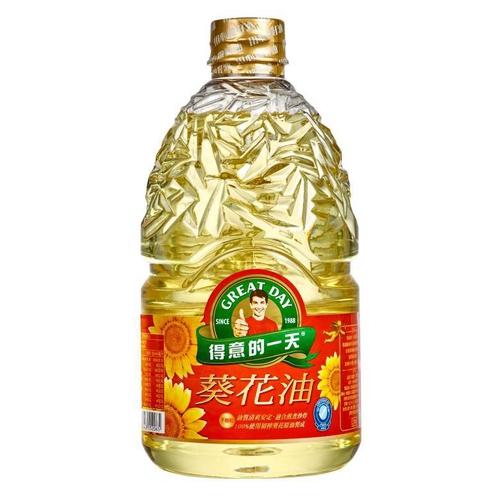 得意的一天 葵花油(3.5L/瓶)