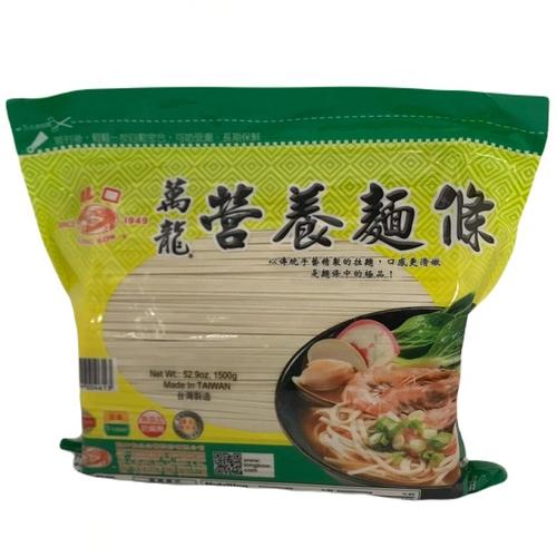 《龍口》萬龍營養麵條(1.5kg/包)