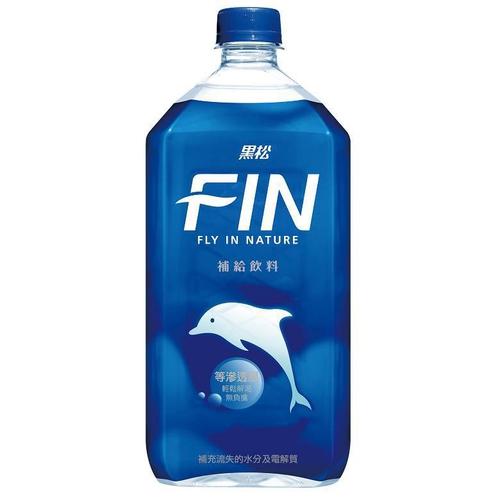 黑松 FIN健康補給飲料(975ml/瓶)