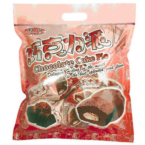 野川 巧克力蛋黃派(19*15包/袋)