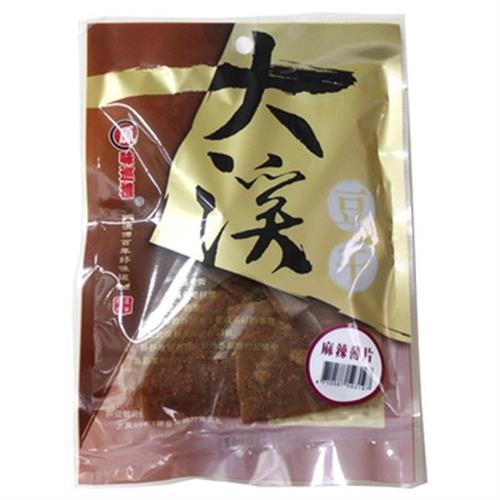 原味巡禮 大溪豆干-麻辣薄片(160g/包)