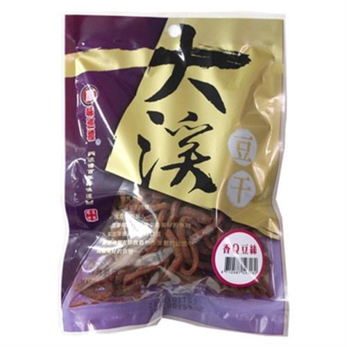 原味巡禮 大溪豆干-香Q豆絲(160g/包)