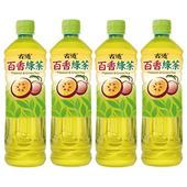 《古道》百香綠茶(600ml*4瓶/組)