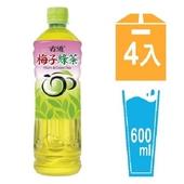 《古道》梅子綠茶(600ml*4瓶/組)