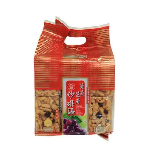 《九福》葡萄芝麻沙琪瑪(720g/盒)
