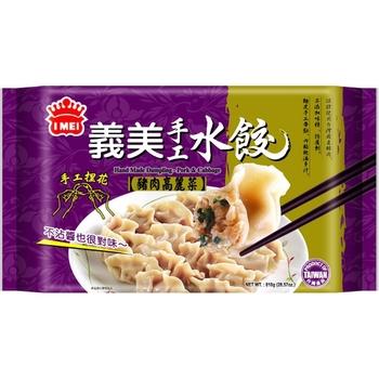 義美 手工水餃-豬肉高麗菜(810g/包)