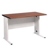 《SWEET》多功能工作桌-胡桃木/淺灰(120cm)