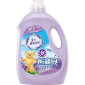 《熊寶貝》衣物柔軟精舒恬薰衣草(3.2kg/瓶)