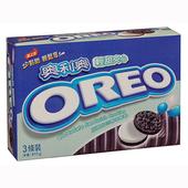 《奧利奧》輕甜夾心三明治餅乾(411g/盒)