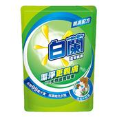 《白蘭》蘆薈親膚洗衣精補充包(1.6KG/包)