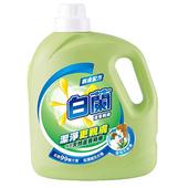 《白蘭》蘆薈親膚洗衣精(2.7kg/瓶)