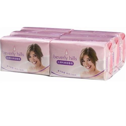 比佛利 美容香皂(125g*6塊/盒)