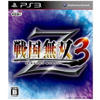 戰國無雙 3 Z(一般版) -PS3亞洲日文版