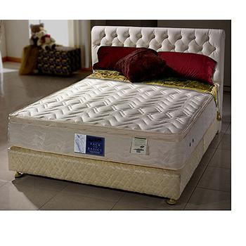 Goldjoyful 蜂巢式獨立筒床墊(三線加高/透氣強化/雙人加大6* 6.2尺)