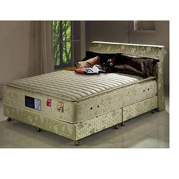 Goldjoyful 三線蜂巢式獨立筒床墊(備長碳+記憶膠/單人3.5* 6.2尺)