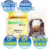 AMANO EX-3000 / Needtek電子式卡鐘色帶