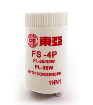 《東亞》電子式4P啟動器-4P(單入裝)(FS4P-E)
