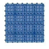 FP浴室組合墊6片-藍色(30x30x1.2cm*6pcs)