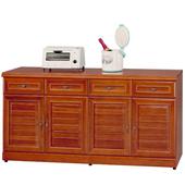 《Homelike》樟木5.3尺收納餐櫃