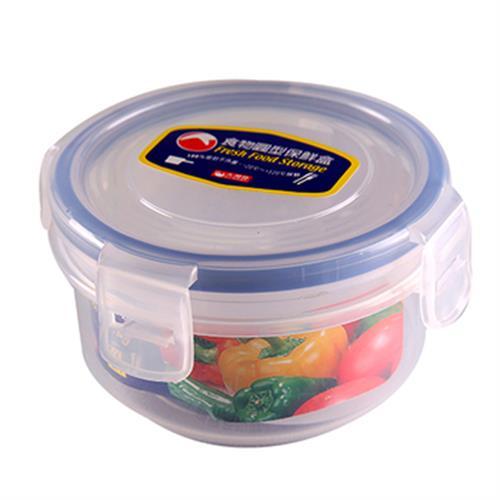 RT 食物圓型保鮮盒240ml(110*110*56mm)