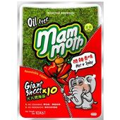 《mm象》泰式烤海苔-酷辣香味(60g/包)