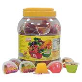 《晶晶》水果派對果凍(1430g/桶)
