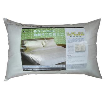 《GALATEA》(台塑生醫)抗菌竹炭枕(2入)