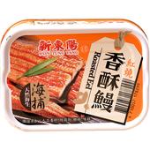 《新東陽》海捕紅燒香酥鰻(100gx3罐/組)