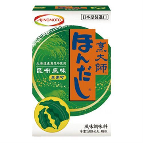 烹大師 昆布風味調味料(500g/盒)