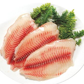 冷凍台灣鯛魚片(118~138g/片)