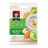 《桂格》鮮榖王-五種健康蔬果(30g*10包/袋)