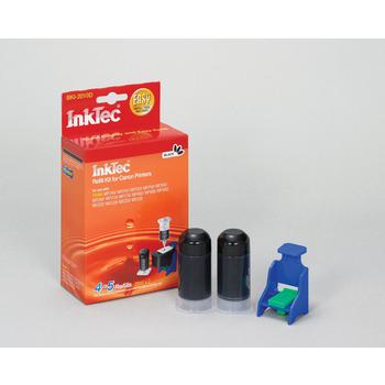 INKTEC(印可得) BKI-2010D(佳能PG-210/810/510;PG-210XL/810XL/512XL專用黑色填充液,附工具,不含墨匣)(佳能PG-210/810/510;XL黑色填充..