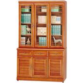 《Homelike》樟木4x7尺收納書櫃