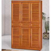 《Homelike》樟木3.7x6尺鞋櫃