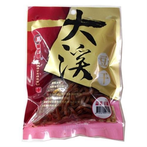 原味巡禮 大溪豆干-蒜茸豆絲(160g/包)