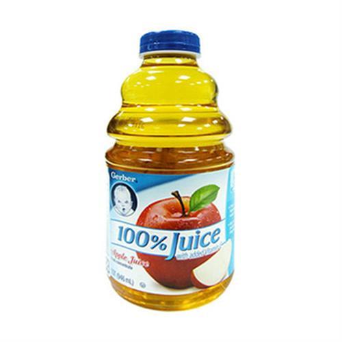 嘉寶 100%蘋果汁(32oz/罐)