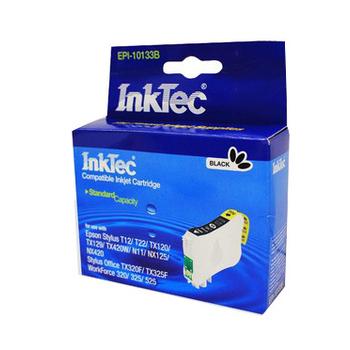 INKTEC(印可得) EPI-10133B黑色(相容EPSON T133黑色)(百分百相容EPSON T133B黑色)