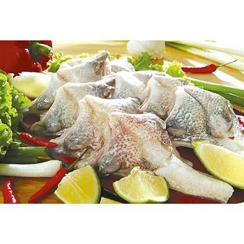 冷凍台灣鯛魚下巴(1Kg±5%/包)
