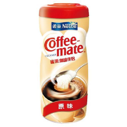 雀巢 咖啡伴侶原味奶精(400g/罐)