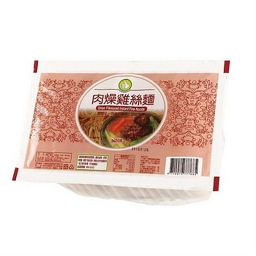 FP 肉燥雞絲麵(300g/盒)