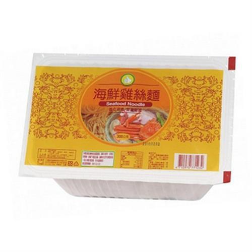 FP 海鮮雞絲麵(300g/盒)