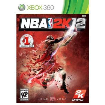 NBA 2K12 -XBOX 360亞洲英文版(3封面任選)(麥可喬登封面)
