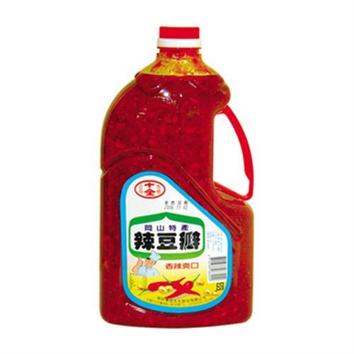 十全 辣豆瓣醬(2800g/桶)